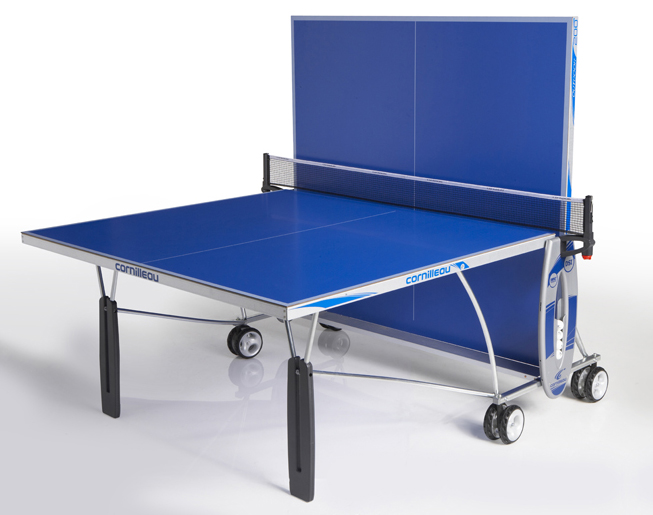 table ping pong tennis de table cornilleau 200 outdoor. Black Bedroom Furniture Sets. Home Design Ideas