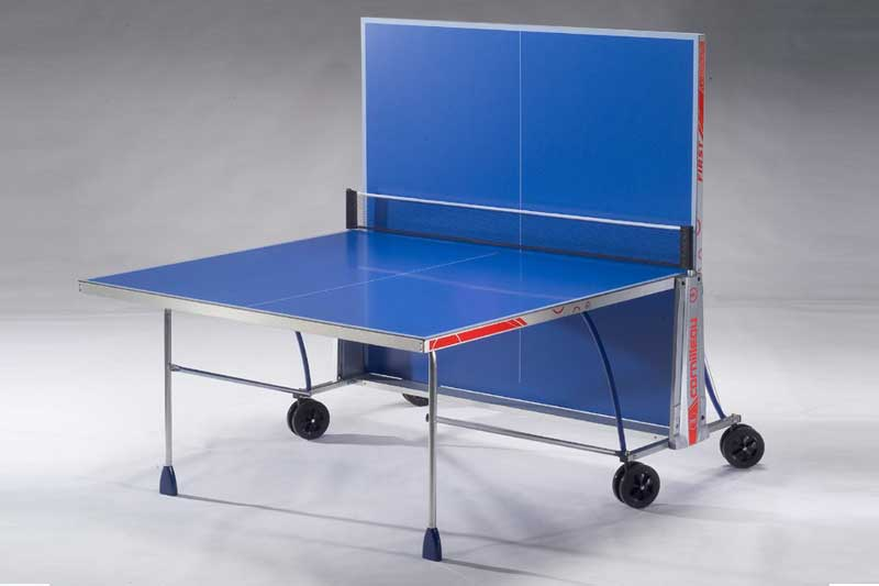 table ping pong tennis de table cornilleau first outdoor. Black Bedroom Furniture Sets. Home Design Ideas