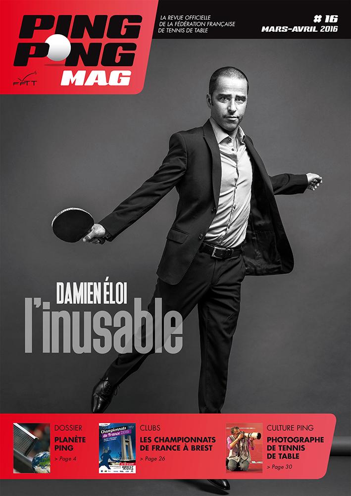 Ping Pong Mag n°16
