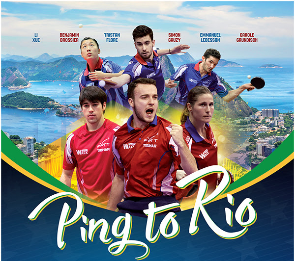 Ping To Rio