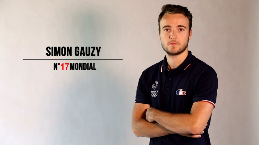 Simon Gauzy - Crédit photo FFTT