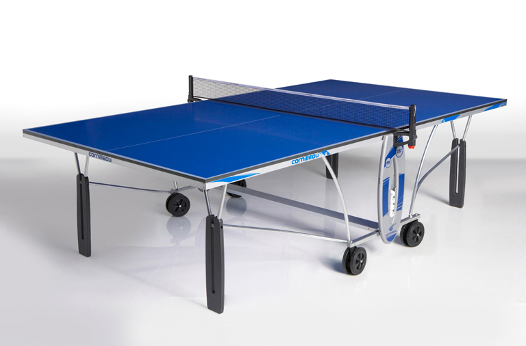 Table ping pong tennis de table cornilleau 200 indoor - Dimension table de ping pong cornilleau ...