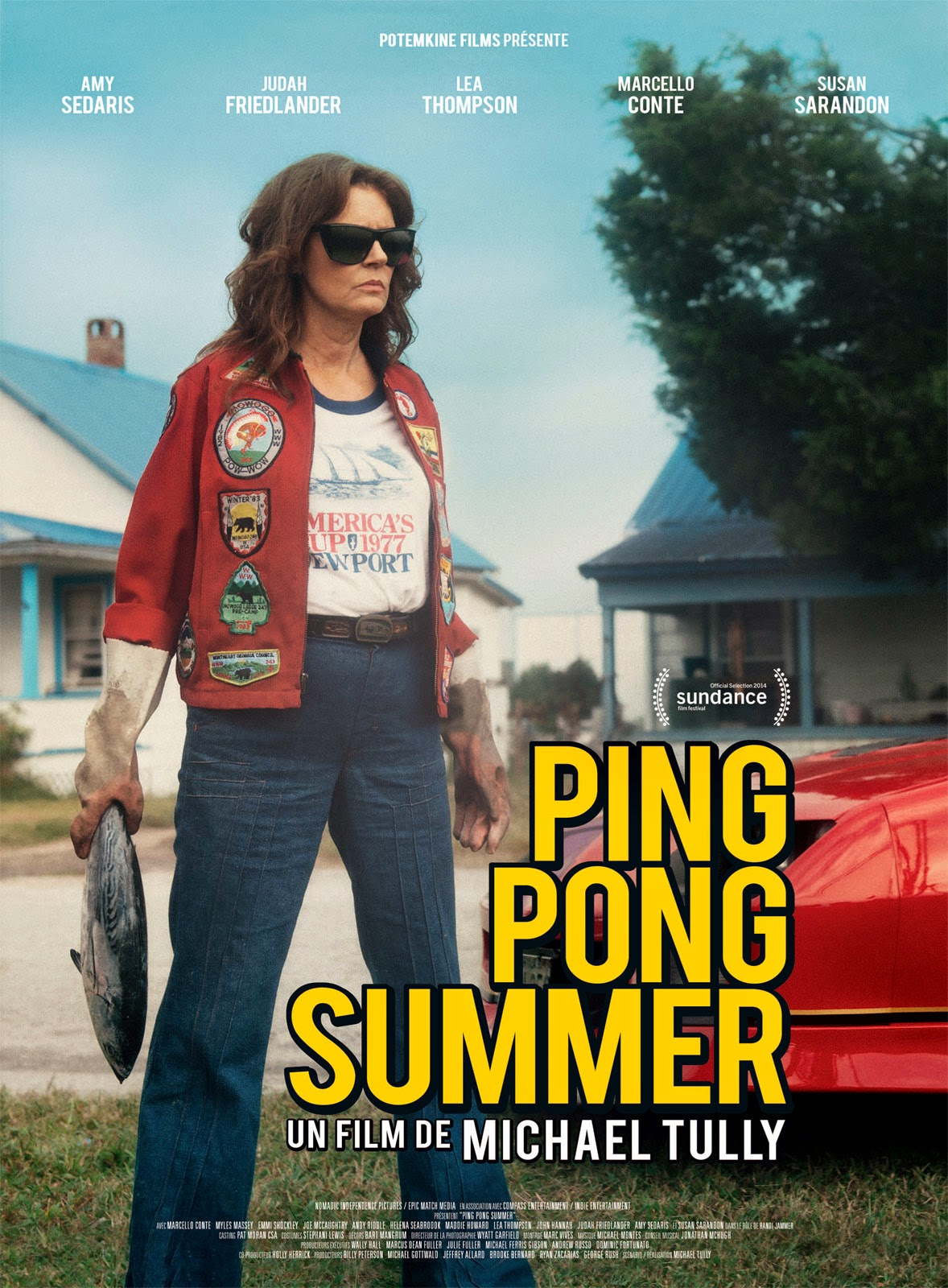 Ping Pong Summer, le film