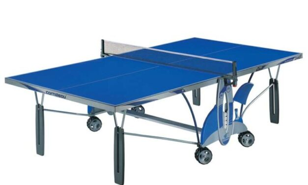 Table Ping Pong Tennis de Table Cornilleau 340 INDOOR compétition