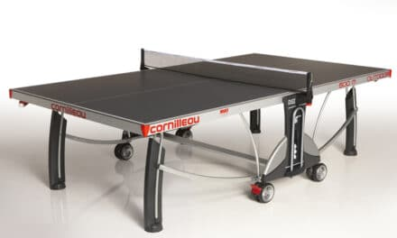 Table Ping Pong Tennis de Table Cornilleau 500 M Outdoor