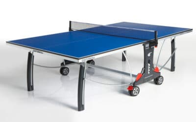 Table Ping Pong Tennis de table Cornilleau Sport 300 indoor