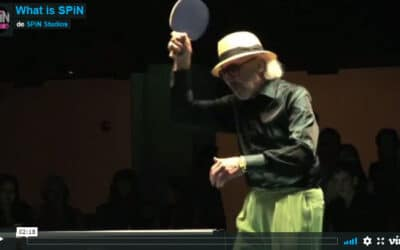 Le Ping Pong à New York