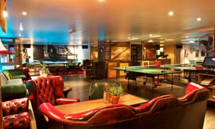 Bar de Ping Pong – Ping London