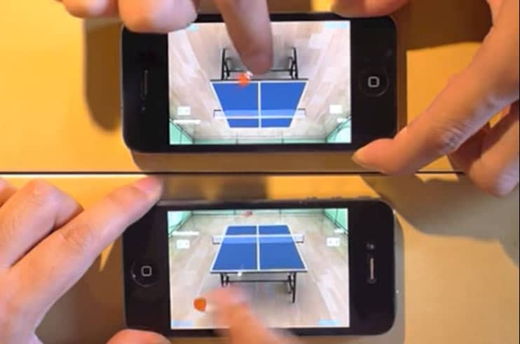 Virtual Table Tennis – Jeu de Ping Pong sur Iphone