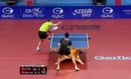 Vidéos des finales de l'ITTF World Tour de Dubaï