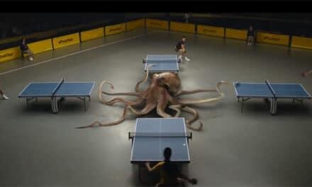 Betfair, la pieuvre t'affronte au Ping Pong
