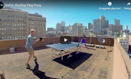 Ping Pong Go Pro