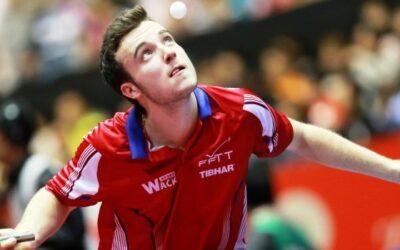 Simon Gauzy, Vainqueur du World Tour ITTF de République Tchèque en -21 ans !