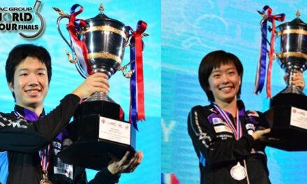 Finales du World Tour – Bangkok – Replays, résultats et photos