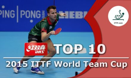 DHS Top 10 – 2015 World Team Cup