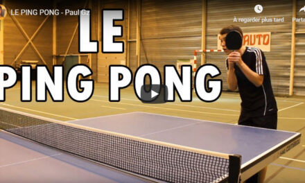 LE PING PONG – Paul