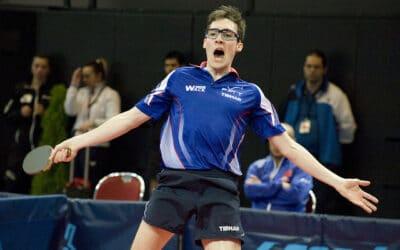 Open d'Allemagne de tennis de table 2015
