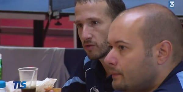 Handisport – l'équipe de France en préparation pour les Jeux de Rio
