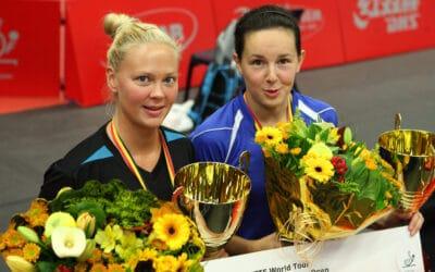 Résultats de l'Open de Belgique 2016