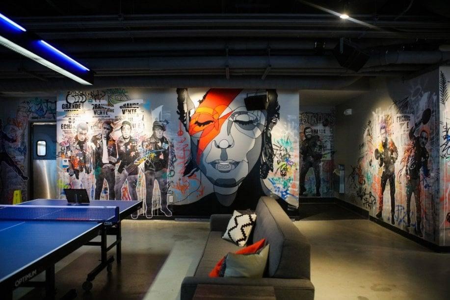 Le Pop Club, le nouveau Bar Discothèque Ping Pong de Lyon