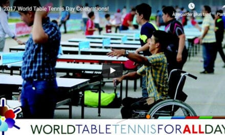 Table tennis day 2017