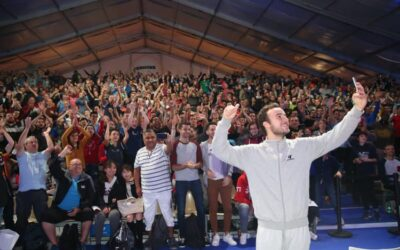 Résultats de la Coupe du Monde 2018 de tennis de table à Disneyland Paris