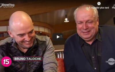 ShowPing avec les frères Saive – Les Frères Taloche