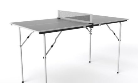 Mini table de Ping-Pong Decathlon PPT 130 Indoor Pongori