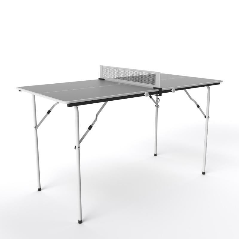Mini table de Ping-Pong Decathlon PPT 130 Indoor Pongori ...