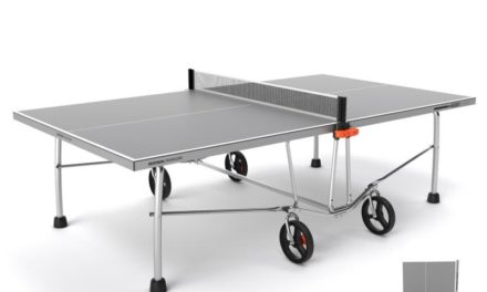 Table de Ping Pong Decathlon Free PPT 530 Pongori