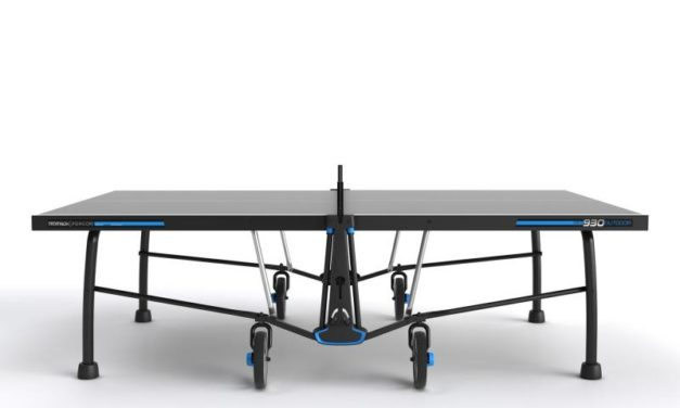 Table de Ping-Pong d'extérieur Decathlon – PPT 930 Outdoor