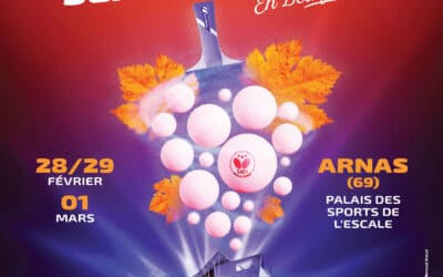 Championnats de France Seniors 2020 à Arnas (69)
