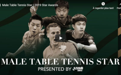 ITTF Star Awards 2019