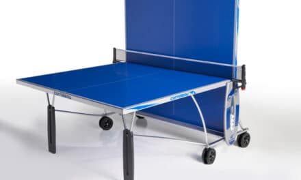 Table Ping Pong Tennis de Table Cornilleau 200 indoor