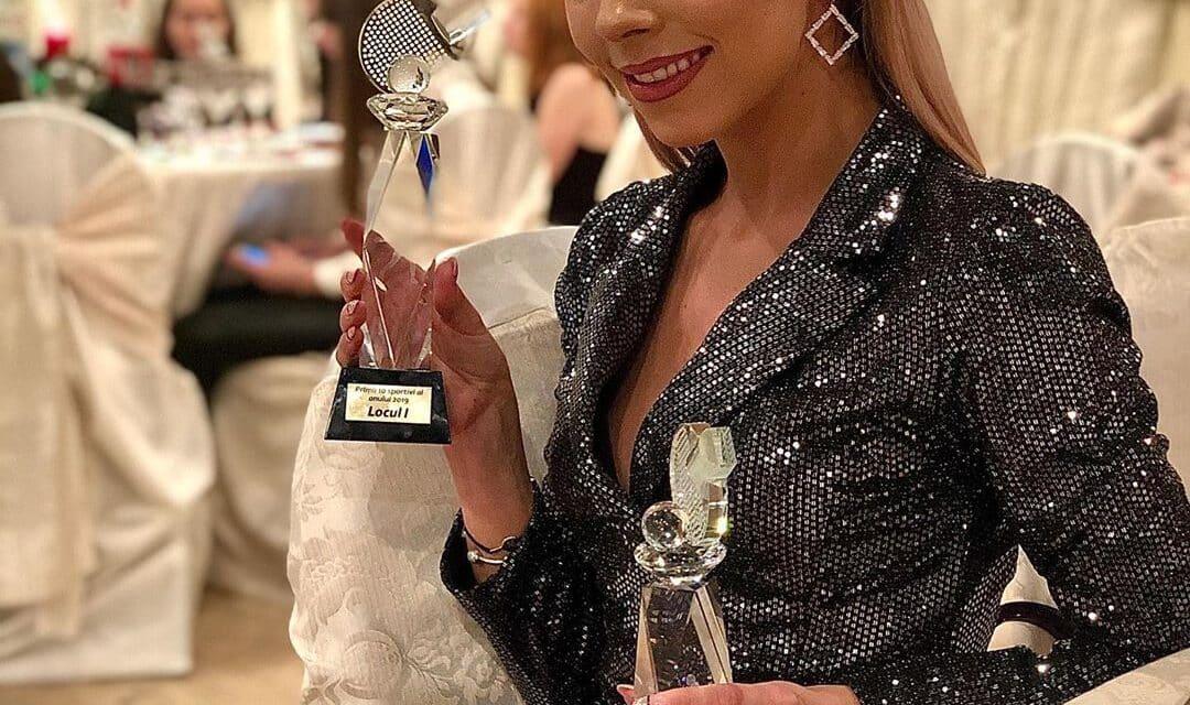 Bernadette Szocs athlète de l'année