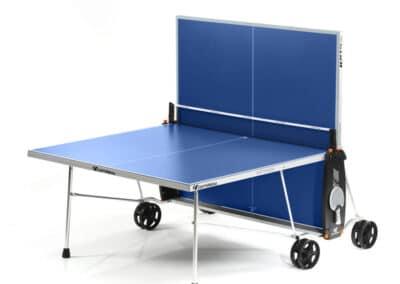 Cornilleau - table 100S Crossover Outdoor blue- jeu seul