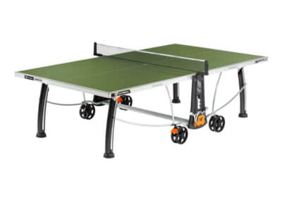 Cornilleau - table 300S Crossover Outdoor - ouverte green