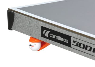 Cornilleau - table 500M Crossover Outdoor - distributeur de balles