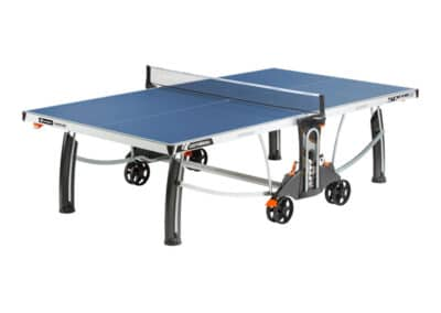 Cornilleau - table 500M Crossover Outdoor - ouverte blue
