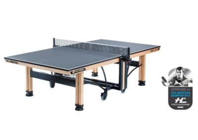 WOOD COMPETITION ITTF GREY - label HC