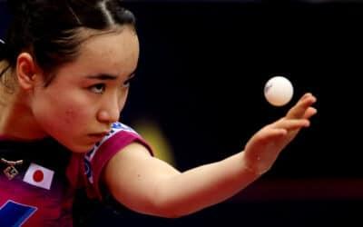 Classement Mondial tennis de table – décembre 2012