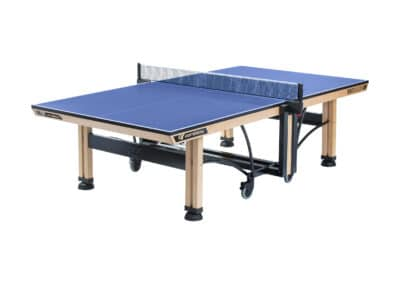 table COMPETITION 850 wood ITTF - blue