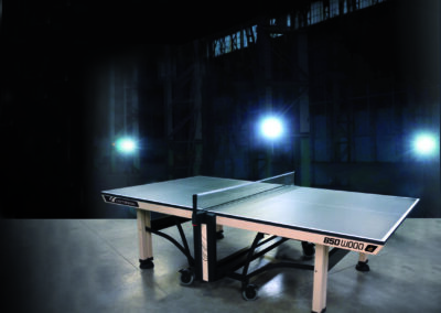 table COMPETITION 850 wood ITTF - -fond