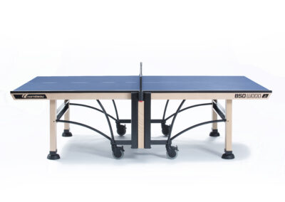 table COMPETITION 850 wood ITTF - profil bleue