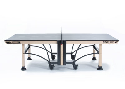 table COMPETITION 850 wood ITTF - profil grise