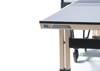 table COMPETITION 850 wood ITTF - zoom coin table