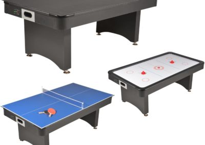 Table de Ping-Pong convertible