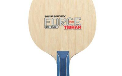 Bois Tibhar Samsonov Force Pro