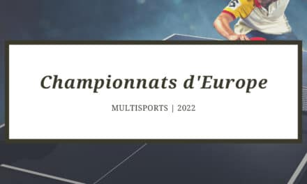 Du tennis de table aux Championnats d'Europe Multisports