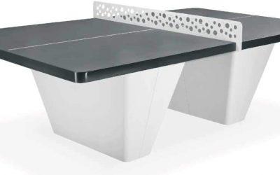 Table de ping-Pong extérieur Square 2 (Gris)